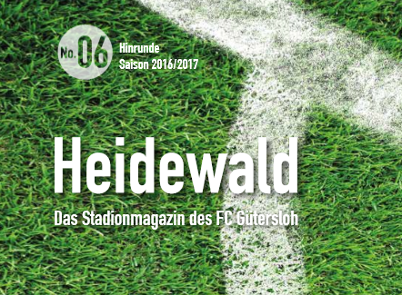 FCG-Stadionmagazin online